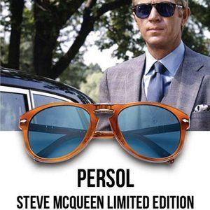 Persol Mcqueen Special edition Foldable Sunglasses
